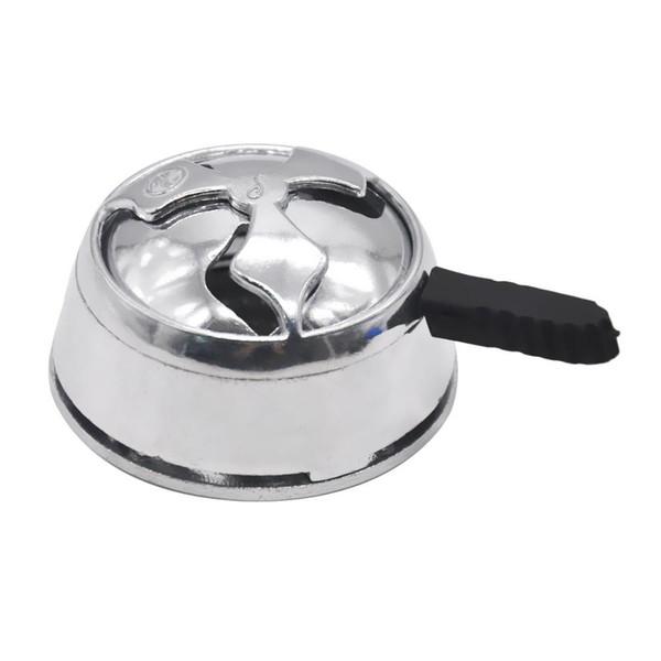 HoneyPuff Shisha Hookah Bowl Charcoal Holder Aluminum shisha head charcoal holder heat keeper for hookah shisha charcoal stove burner