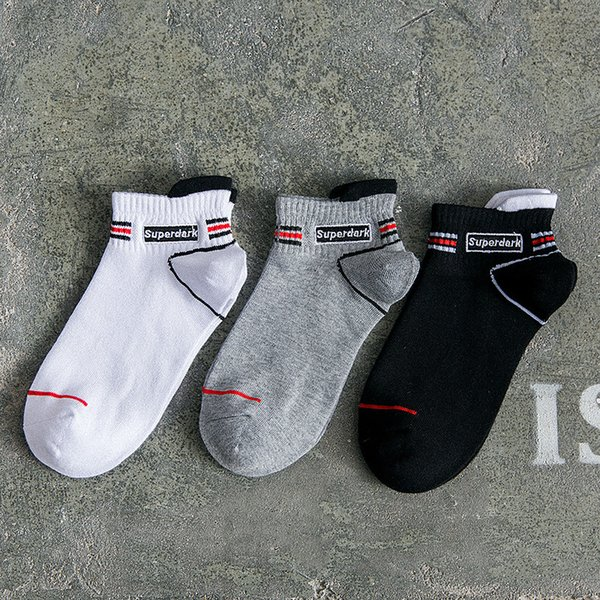 Men women no show profession Sport socks Bicycle Cycling Socks letter Running Outdoor Compression Invisible socks Calcetines Ciclismo