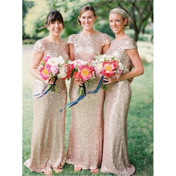Brilliant Long Bridesmaid Dresses Jewel Sleeveless Long Bridesmaid Gown A Line Floor Length Custom Made Evening Dresses