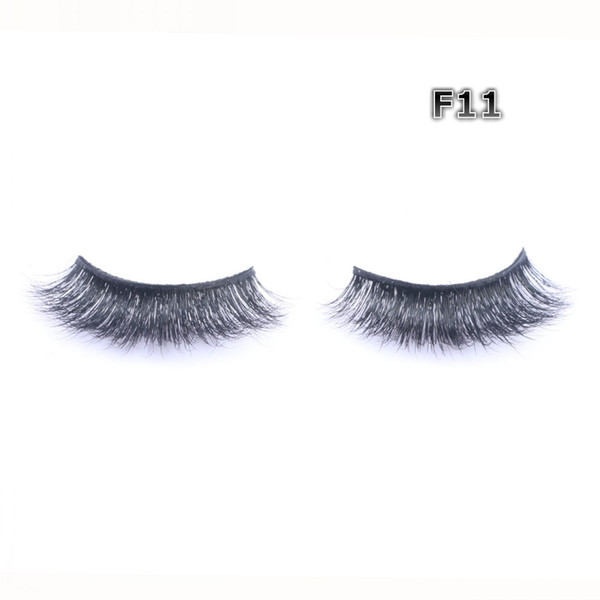 3D Mink Eyelashes Full Strip Fake Lashes Private Label Natural Looking Thick,Volume and Classic Best Selling FDshine