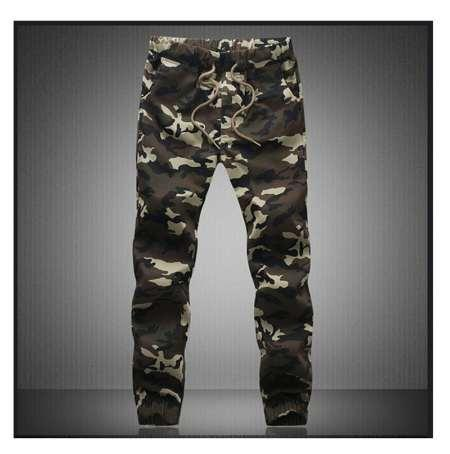 M-5X 2018 Mens Jogger otoño lápiz Harem pantalones hombres camuflaje militar Pantalones sueltos cómodos pantalones de carga Camo Joggers
