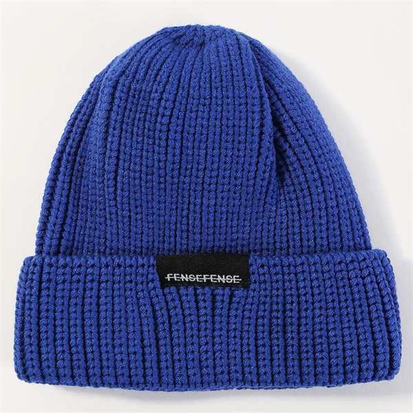 Autumn and Winter 2018 woven Wool hats, Street Rascal hats, yapi Hip-Hop hats for Men and Women,