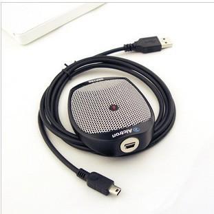 Nouvelle arrivée Alctron usb700 condensateur condensateur microphone micro d'enregistrement USB borne microphone pour la conférence LIVRAISON GRATUITE
