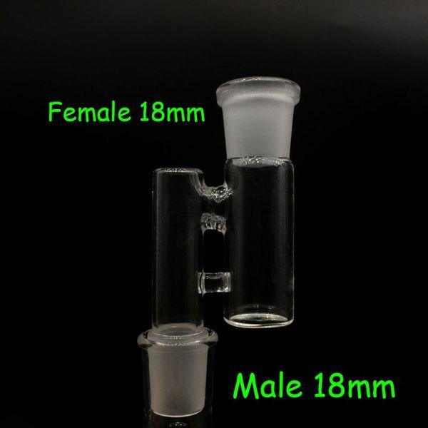 Mujer de 18 mm - 18 mm macho