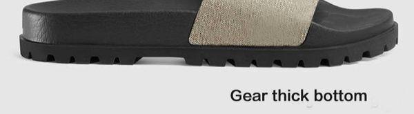 Gear thick bottom