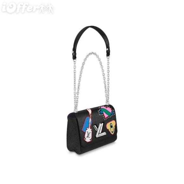 Pochette Twist Mm M52699 Travel Stickers Clutch Trunk Women Handbags Shoulder Messenger Bags Totes Iconic Cross Body Bags