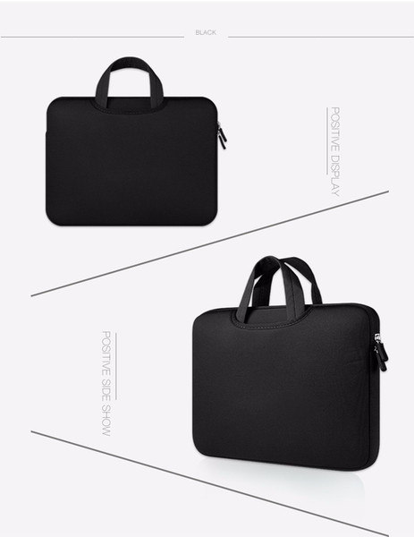 free shipping 11 13 15 15.6 inch Laptop Bag Case For Macbook Air 13 Pro Retina 15 Notebook Bags 12'' 14'' high quality 2018 new hot sales