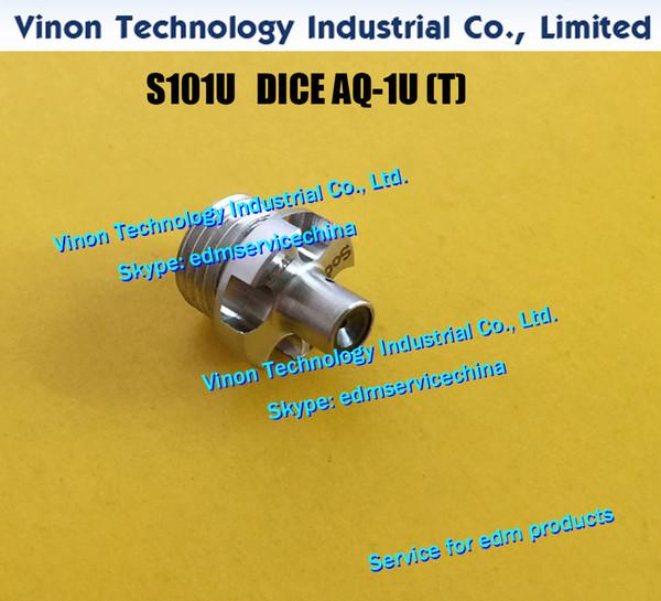 d=0.16mm edm DICE AQ-1U(T) S101U J17105A, Upper Wire Guide AQ-1U(T) 0.16mm for AL series CNC Wire-CUT edm machine edm spare parts