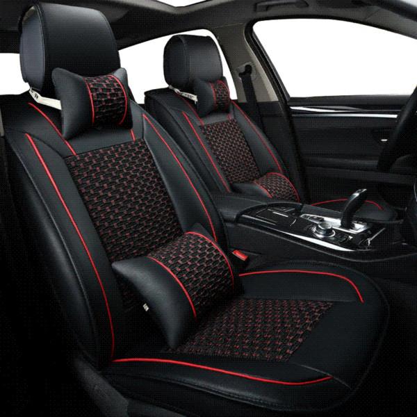 Set COMPLETO rivestimenti poliestere nero SET PER SUZUKI TOYOTA VW AUDI BMW