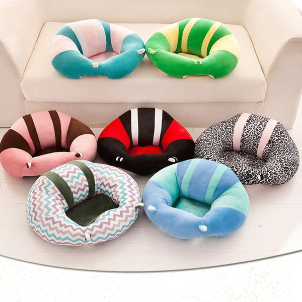 Baby Seat Support Soft Sofa Pp Cotton Safety Travel Car Seat Pillow Feeding Chair Baby Seats Sofa Comfortable Chair Baby Furniture