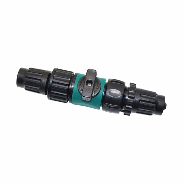 1set 3/4'' female thread garden quick connectors with 3/4'' 2-Way Connector Valve American Standard irrigation Watering Supplies
