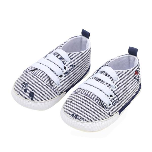 Compre Niño Pequeño Bebé Niñas Zapatos Infantiles Zapatillas De ...