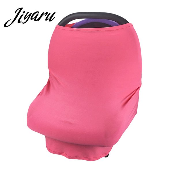 Breast Feeding Apron Maternity Cover Multi-use Nursing Cover Baby Infant Shopping Car High Chair Cotton Scarf Blanket