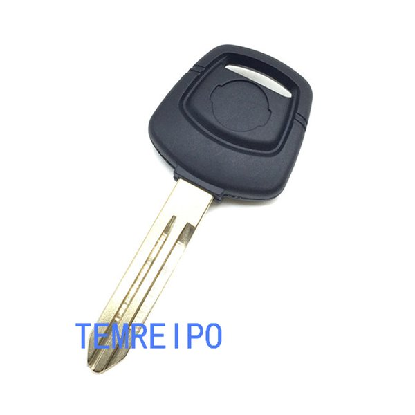 Replacement transponder car key shell for nissan no chip inside