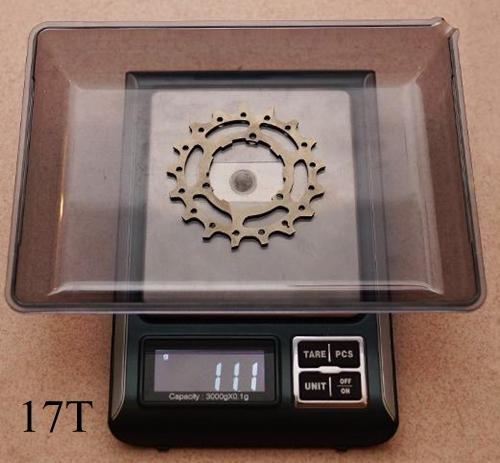 2pcs/lot Titanium TC4 Bicycle External Hub 2 Speed Hub Flywheel Gears Sprockets 12T 13T 14T 15T 16T 17T for Brompton