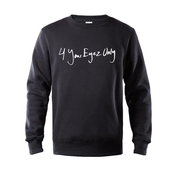 4 Your Eyez Only J Cole hoodies dos homens Sideline Story Friday Night Lights Dreamville algodão de alta qualidade Impresso moletom com capuz