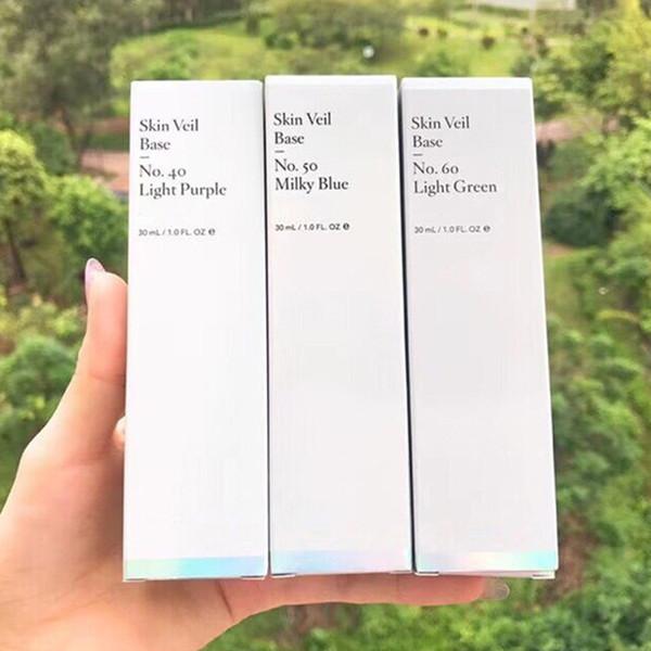 New Arrival LANEIGE Skin Veil Base 30ml Light Purple Milky Blue Light Green 3 Colors Korea Cosmetic by niubility
