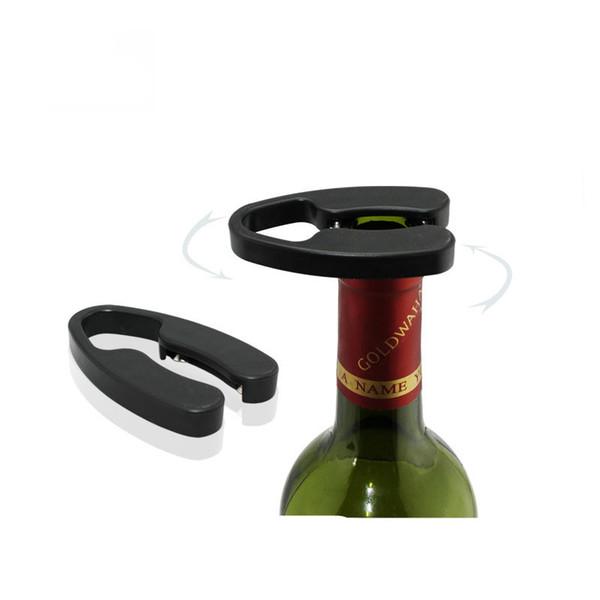 Tercih Yüksekliği Kaliteli Kırmızı Şarap Şişesi Tinfoil Bıçak Şişe Kapağı Kağıt Kesici Şampanya Folyo Kesici ABS Bar Araçları Mutfak Aksesuarları