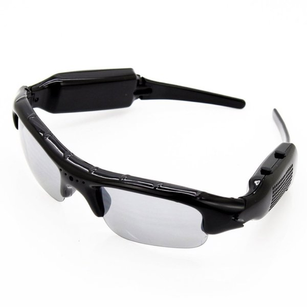 Sunglasses Camera Digital Video Player Portable Mini Camcorder Smart Glasses For Driving Outdoor Sports Camera DV DVR Recorder