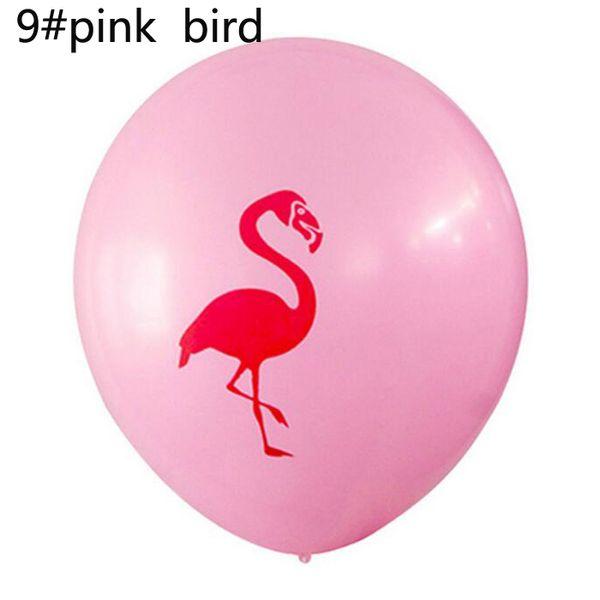 Pássaro 9 # cor-de-rosa