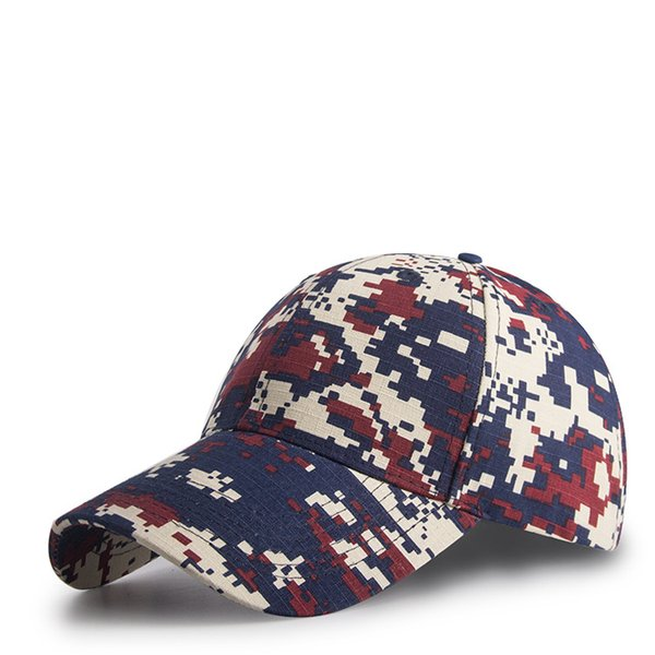 ec507d5af Epu Mc1912 100% Chino Cotton Twill Fabric Digital Camo Printed Baseball  Caps Camouflage Ballcap Military Unisex Man Woman Chapeau Zephyr Hats Kids  ...