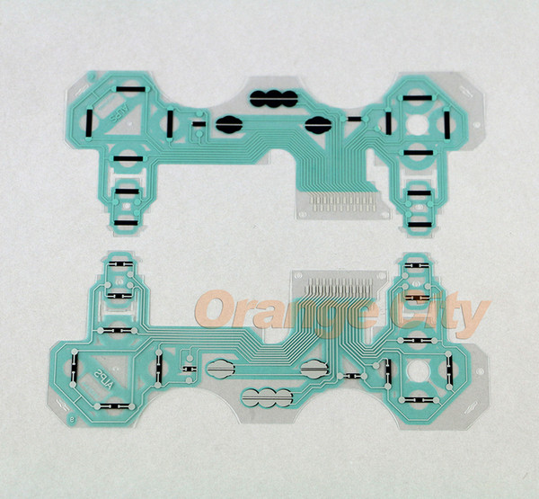 best selling SA1Q194A Conductive Film Keypad flex Cable Repair Circuit Board Part For Playstation 3 PS3 Controller NEW