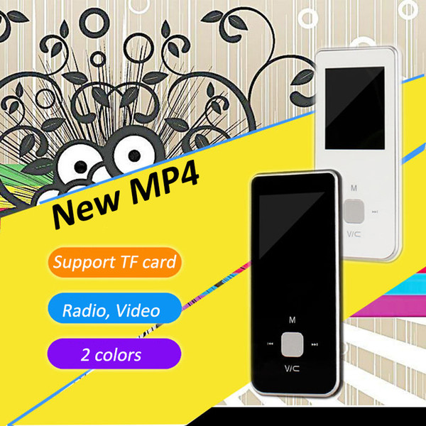 HIFI MP3 Player FM Radio Video Voice Recorder Function Sport Player 1.8inch Screen Professional Music
