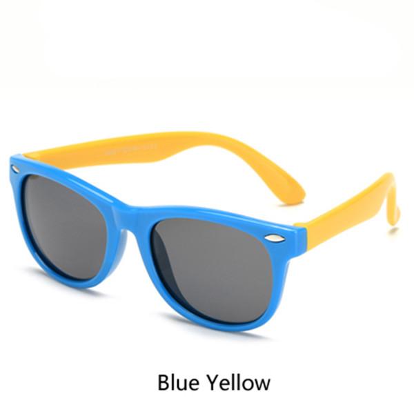 amarelo azul