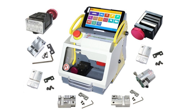 New Generation III Vertical Milling Machine Universal Key Copy Locksmith Tools SEC E9 Auto Key Machine