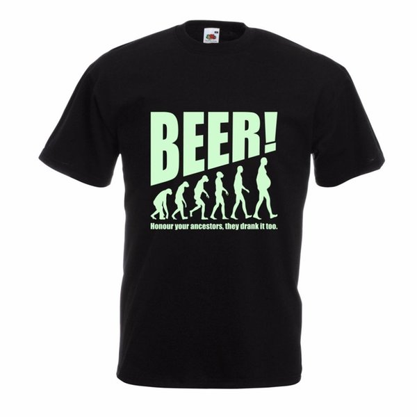 Funny Beer Quotes Beervolution Mens T Shirts Beer Lovers Gift Ideas Club  Beer New Fashion Cool Casual T Shirts All Shirts Ridiculous T Shirts From  ...