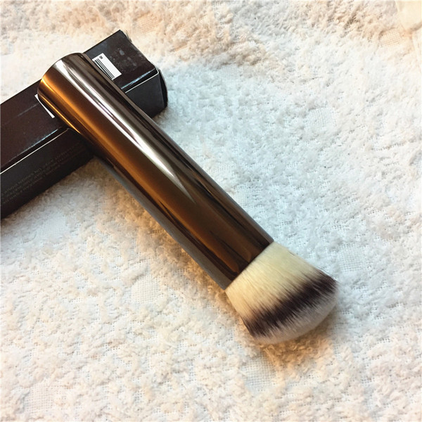 HOURGLASS VANISH SEAMLESS FINISH FOUNDATION BRUSH VIRTUAL SKIN PERFECT - Angled Synthetic Contour Cream Beauty makeup brushes Blender DHL