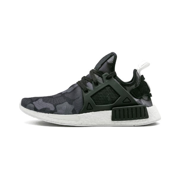 sports shoes fcf5b 2db7b Adidas nmd xr1 2017 NMD XR1 Running Shoes Mastermind Japan Skull Fall Verde  oliva Camo Glitch Negro Blanco Blue cebra Pack hombres mujeres zapatos ...