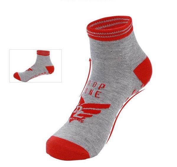 top popular Fashion sport trampoline socks silicone antiskid bounding sock outdoor indoor baby socks breathable comfortable children jumping socks 2021