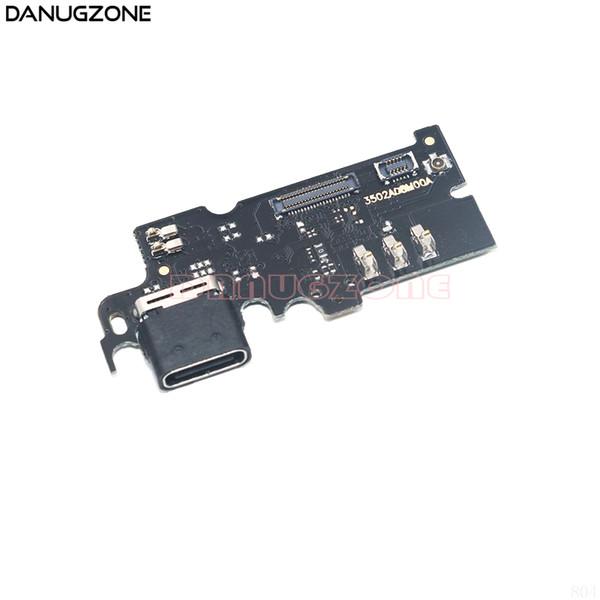 5 teile / los für xiaomi mi mix usb ladekarte jack dock sockel stecker ladeanschluss stecker flex kabel mit mikrofon