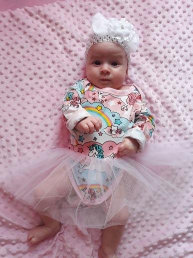 Unicorn new girls pink skirts printed horse baby girl summer tutu dresses kids romper lace clothing