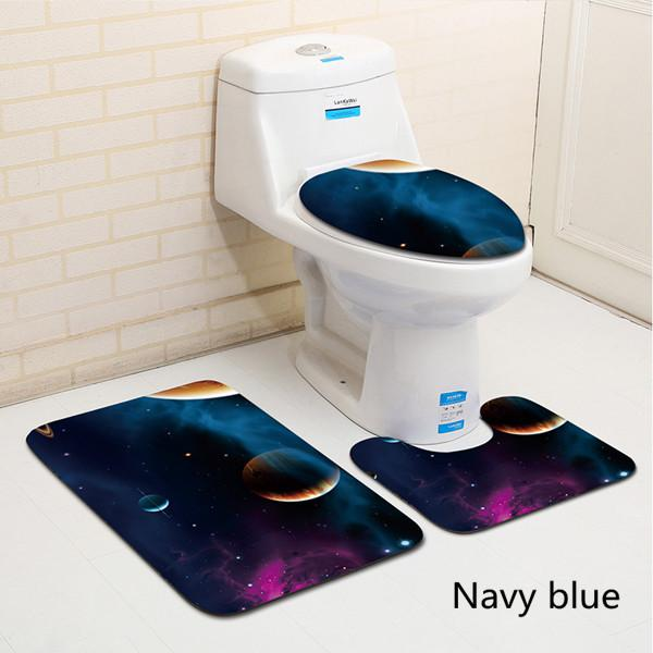 Tremendous 2019 Hot Sell Lid Toilet Seat Cover Pedestal Rug Bathroom Mat Carpet For Household Bathroom Accessories Set From Shefuluoerly 15 08 Dhgate Com Machost Co Dining Chair Design Ideas Machostcouk