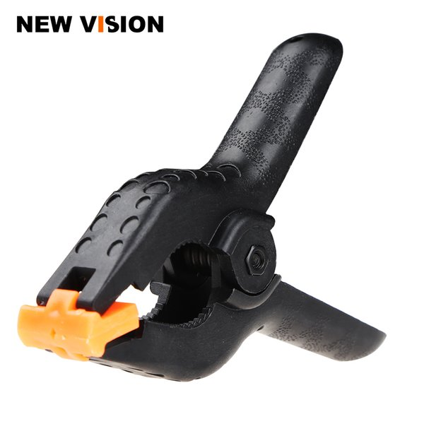 for photography Plastic Tight Clip Clamp Photographic Equipment Universal Use for Photography Paper Background Backdrop Stand Holder