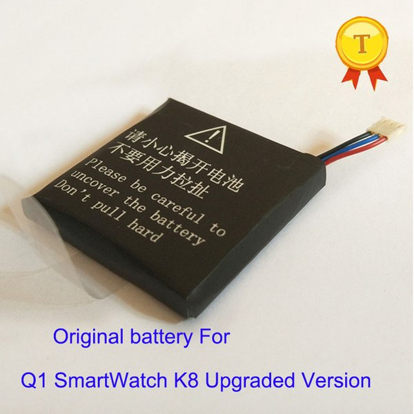 2017 best selling Q1 Smart Watch phonewatch saat clock K8 Upgraded Version q1 Smartwatch wristwatch original replacement battery