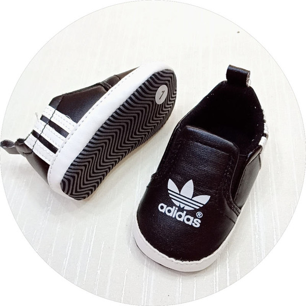 2020 New Arrival Baby Sports First Walker Shoes Newborn Casual Shoes Non Slip Infant Toddler Prewalker Moccasins Sneakers From Happykids2015, $10.97 Acheter