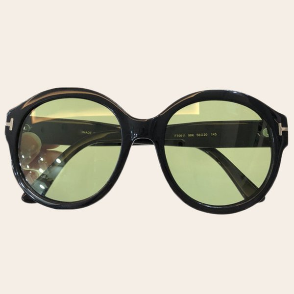 04deefc42848 Oversized Aviator Round Sun Glasses Sunglasses Women Brand Design Men  Female Full Frame Sunglasses Come With