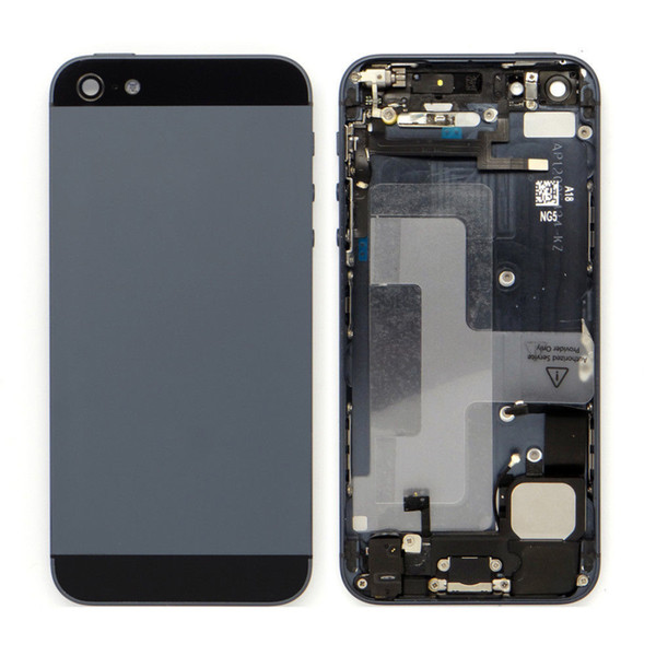 For iPhone 7 PLUS 6 6s Plus 5s 5 New Replacement Back Battery Metal Housing Case Cover with Parts and Accessories