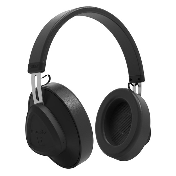 HOT Bluedio TM wireless bluetooth headphone with microphone monitor studio headset for music and phones support voice control