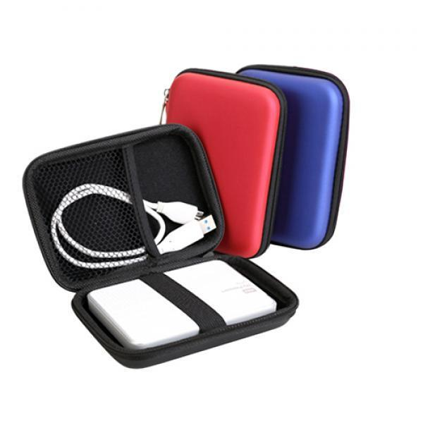Zipper Bag Earphone Cable Mini Box SD Card Portable Coin Purse Headphone Bag Carrying Pouch Pocket Case Cover Storage Bluetooth Headset