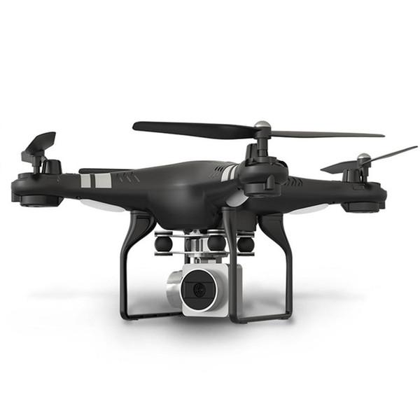 RC Camera Drone Helicopter Remote Control Giocattoli WiFi FPV Drone 0.3MP HD Fotocamera Quadcopter Una chiave di ritorno automatico Altezza Tenendo spedizione gratuita