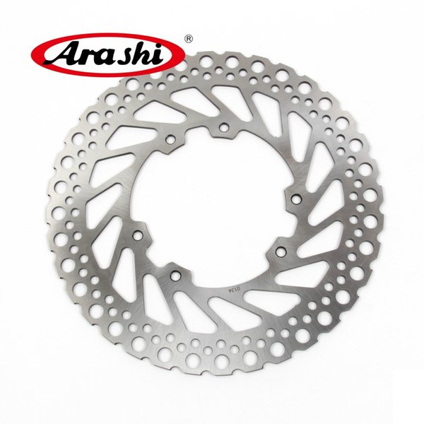 ARASHI For Honda CR125E CR125R CR250R CR25E Front Brake Disc Rotor Disk Motorcycle Accessories CR125 CR250 1997 1998 1999 2000 2001 2002