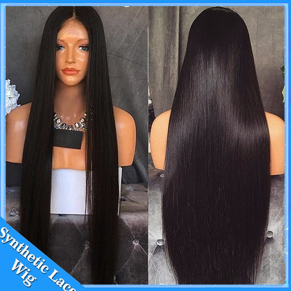 Lace Front Synthetic Wigs Full Lace Wig With