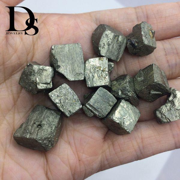 Cubo Di Ferro.Acquista 50g Oro Pirite Di Ferro Pepite Cubo Di Pietra Ruvida Cristallo Pietra Cubo Di Energia Minerale Grezzo Minerale Punti Campione Fai Da Te