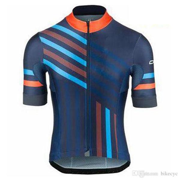 CAPO team Велоспорт с коротким рукавом Джерси высокое качество велоспорт одежда ropa ciclismo мужчины летний стиль спортивная одежда размер XXS-4XL F60428