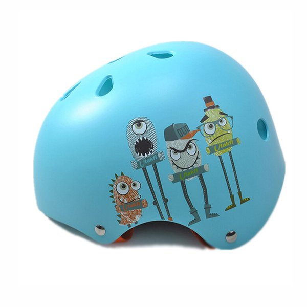 5-15 Years Old Kids Cartoon Cycling MTB Road Helmet Children Outdoor Ski Helmet for Boy Scooter Trainer Bike Girl Helmets