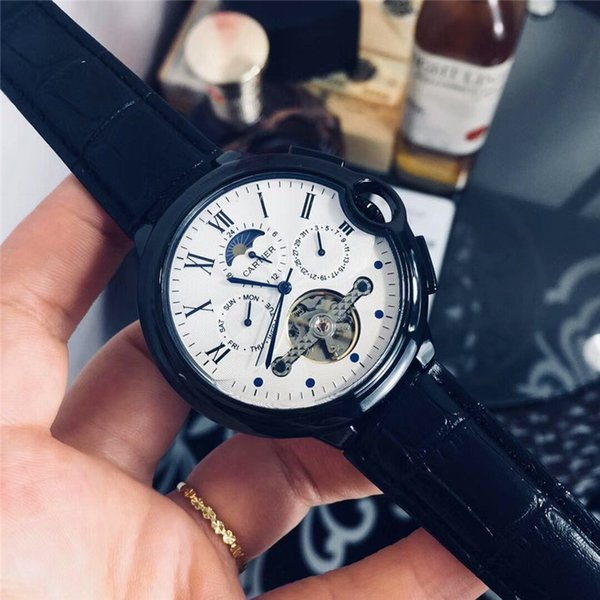 Top luxury brand with name mens watches Stainless steel strap automatic movment Sapphire glass mirror dive watch automatic Wristwatches